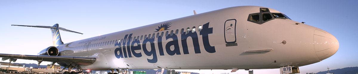 Allegiant Punta Gorda Airport